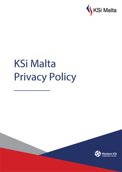 privacy policy cover